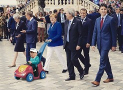 World Leaders (to scale)