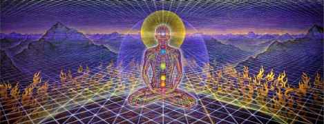 Theologue by Alex Grey. #1ab